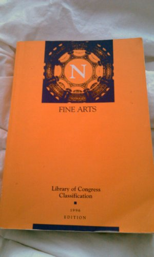 9780844409078: N Fine Arts: Library of Congress Classification 1996