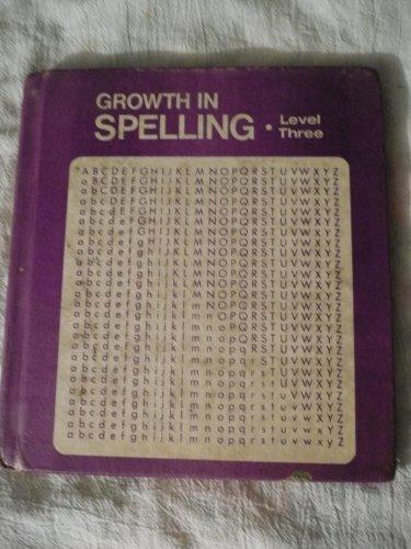 Growth In Spelling: Novicky, William N.