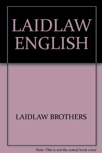 LAIDLAW ENGLISH: LAIDLAW BROTHERS