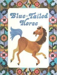 9780844531465: Blue Tailed Horse