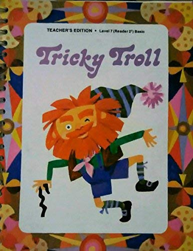 9780844531922: Tricky Troll (Teacher's Edition) (Laidlaw Reading Program Level 7)