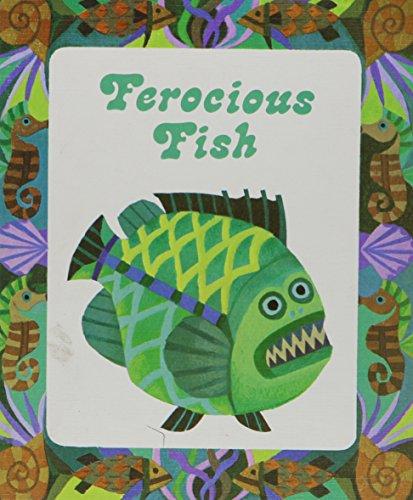 9780844534138: FEROCIOUS FISH
