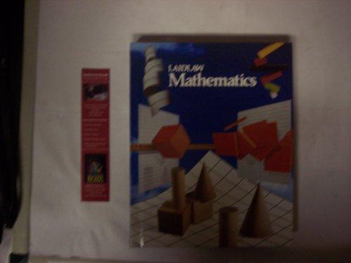 Laidlaw Mathematics: Book 7: Laidlaw Brothers