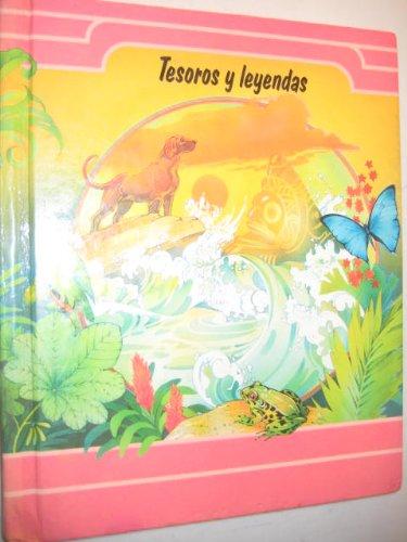 9780844583174: Tesoros Y Leyendas (Por el mundo del cuento y la aventura, Libro 4)