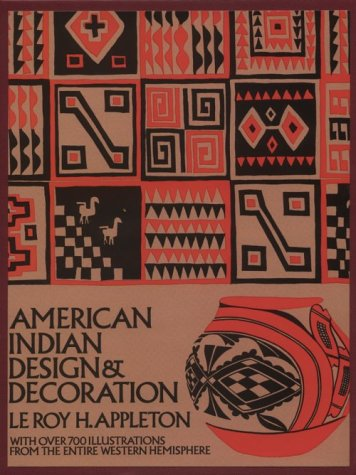 9780844600079: American Indian Design and Decoration