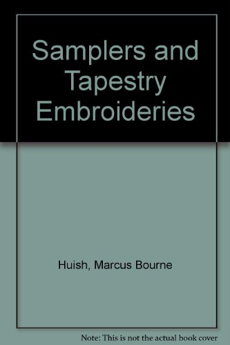 9780844601496: Samplers and Tapestry Embroideries