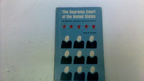 9780844620992: Supreme Court of the United States