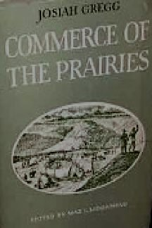 9780844621654: Commerce of the Prairies