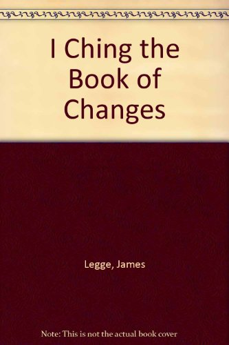 9780844622910: I Ching the Book of Changes