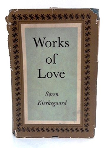 9780844623733: Works of Love