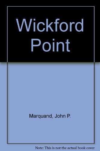 9780844626666: Wickford Point