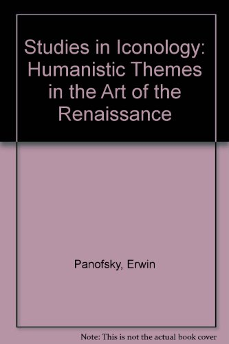 9780844626963: Studies in Iconology: Humanistic Themes in the Art of the Renaissance