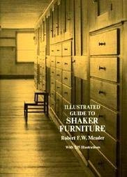 9780844645858: Illustrated Guide to Shaker Furniture