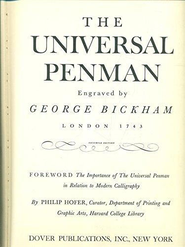 9780844647128: Universal Penman