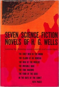 9780844648422: Seven Science Fiction Novels of H.G. Wells
