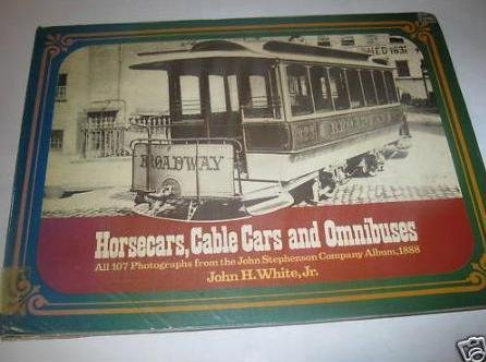 9780844650982: Horsecars, Cable Cars and Omnibuses