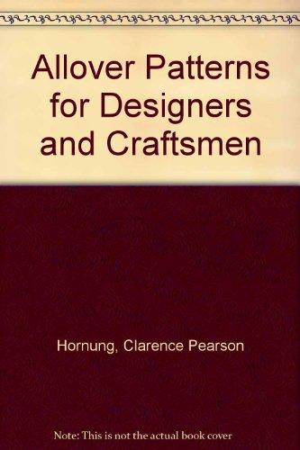 9780844654935: Allover Patterns for Designers and Craftsmen