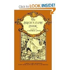 Brown Fairy Book: Andrew Lang