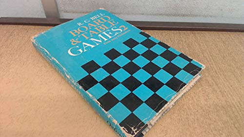 9780844657349: Board and Table Games from Many Civilizations
