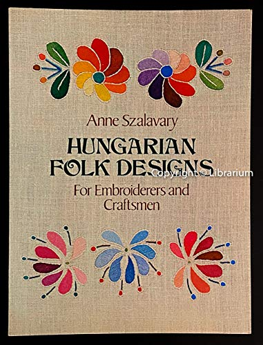 9780844658247: Hungarian Folk Designs for Embroiderers and Craftsmen