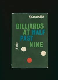 9780844660561: Billiards at Half Past Nine