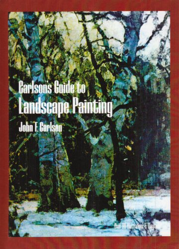 9780844661025: Carlson's Guide to Landscape Painting
