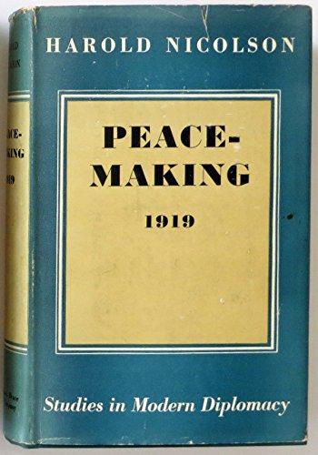 9780844661247: Peacemaking 1919