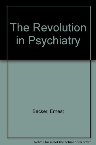 9780844662763: The Revolution in Psychiatry