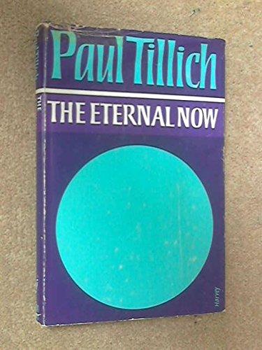 The Eternal Now: Paul Tillich