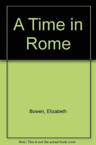 9780844665375: A Time in Rome