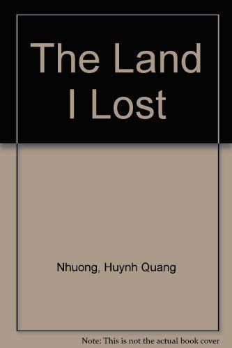 9780844665863: The Land I Lost