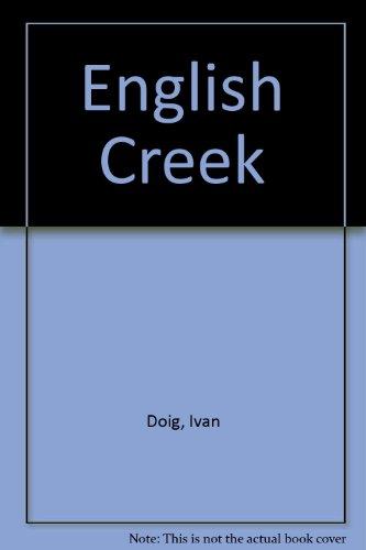 9780844666082: English Creek