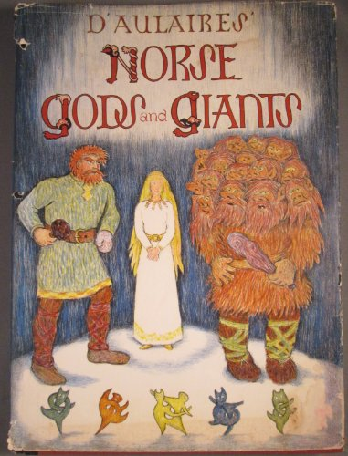9780844666921: D'Aulaires' Norse Gods and Giants