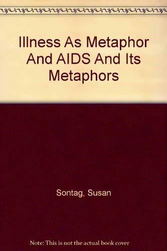 9780844668277: Illness As Metaphor And AIDS And Its Metaphors