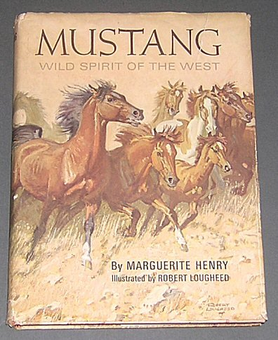 9780844668888: Mustang-Wild Spirit of the West