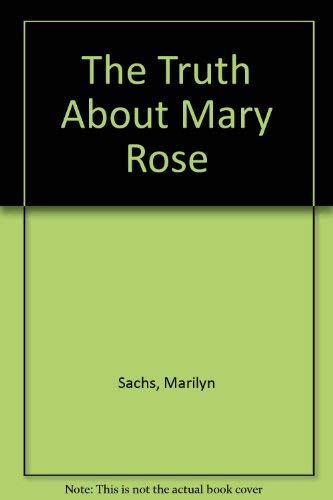 9780844668994: The Truth About Mary Rose