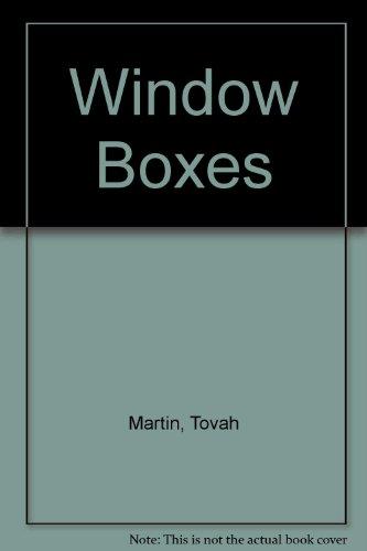 9780844669175: Window Boxes