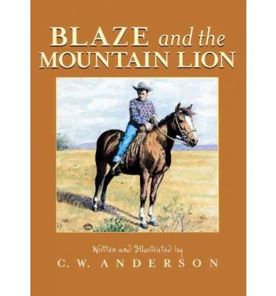 9780844669991: Blaze & the Mountain Lion