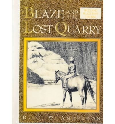 9780844670010: Blaze and the Lost Quarry