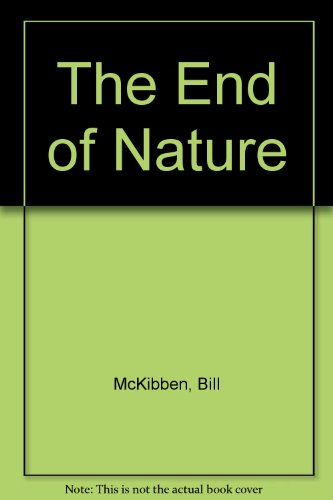 9780844671291: The End of Nature