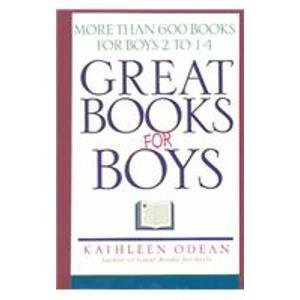 9780844671505: Great Books for Boys: More Than 600 Books for Boys 2 to 14