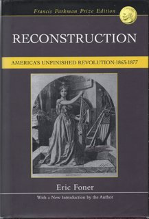 9780844671734: Reconstruction: America's Unfinished Revolution, 1863-1877