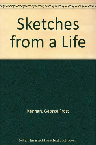 9780844671796: Sketches from a Life