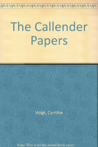 9780844671925: The Callender Papers