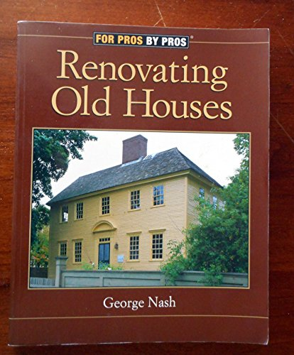 9780844672649: Renovating Old Houses