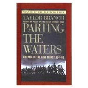 9780844672953: Parting the Waters: America in the King Years, 1954-63