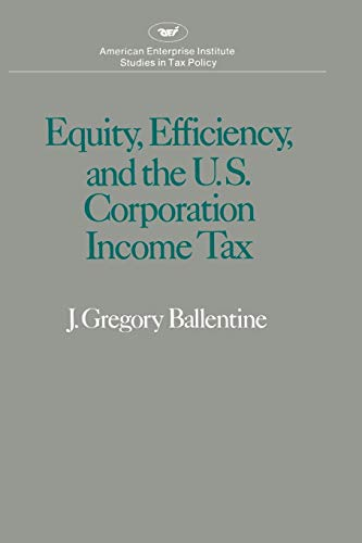 EQUITY EFFICIENCY & US CORPORATION INCOM Format: BALLENTINE, J.G.