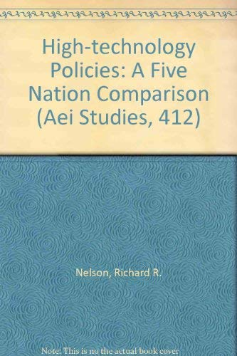9780844735665: High-Technology Policies: A Five Nation Comparison