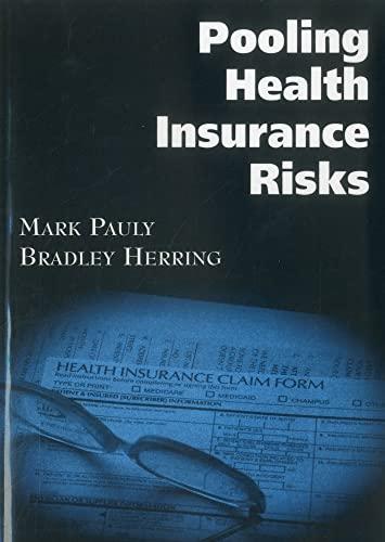 9780844741208: Pooling Health Insurance Risks