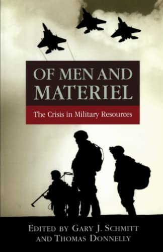 9780844742496: Of Men and Materiel: The Crisis in Military Resources